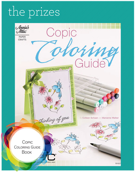 Copic Coloring Guide Book